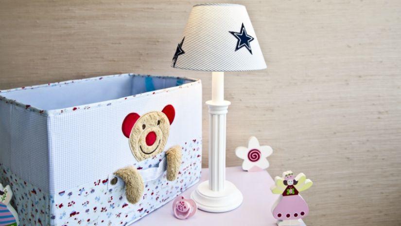 Petite lampe d'enfant