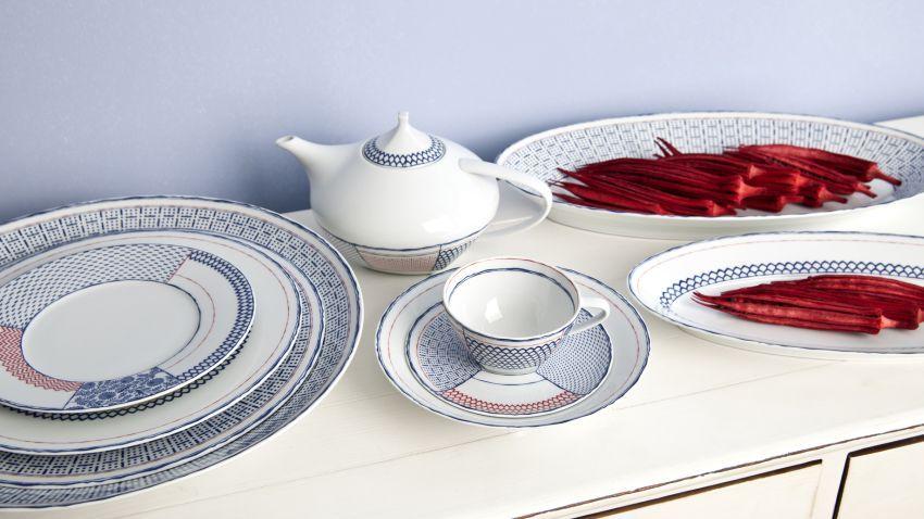 l 39 assiette couscous l 39 art de table marocain l westwing. Black Bedroom Furniture Sets. Home Design Ideas