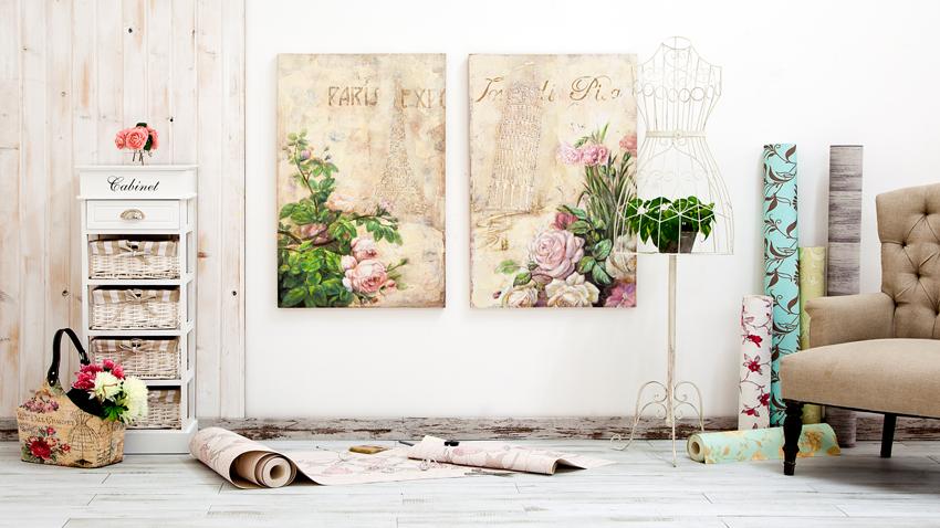 D coration romantique conseils d co sur westwing for Decoration romantique