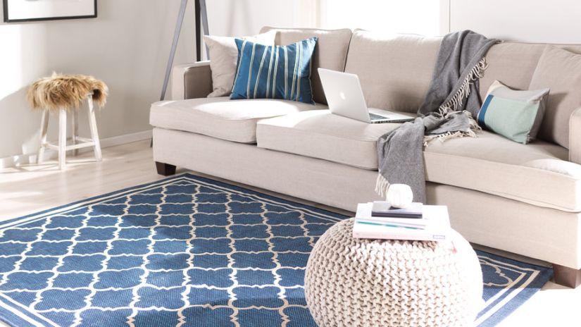Trouvez votre tapis scandinave westwing - Tapis scandinave bleu ...