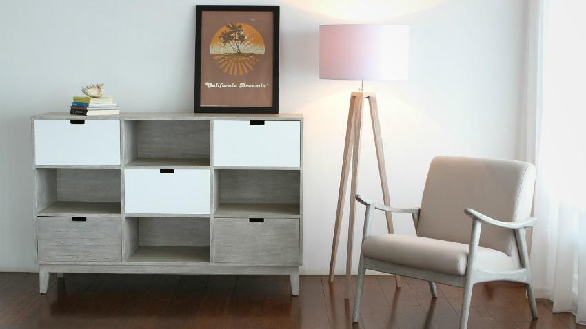 Dalani lampade da soggiorno luci e riflessi di stile - Luci soggiorno moderno ...