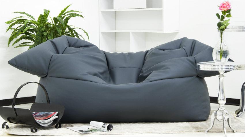 Dalani pouf divano comodo e versatile for Poltrona pouf letto ikea
