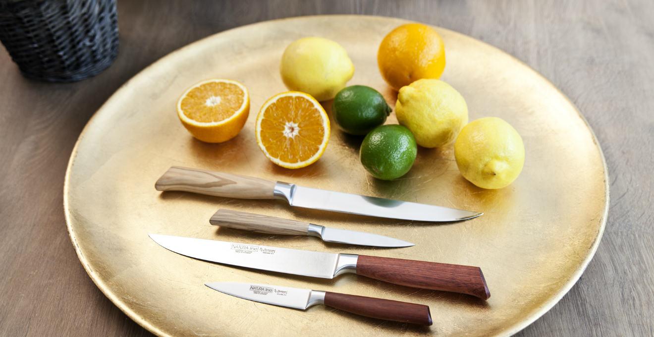 Set coltelli da cucina