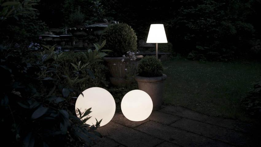 Dalani lampade da esterno per dolci serate all aperto for Illuminazione da giardino a led