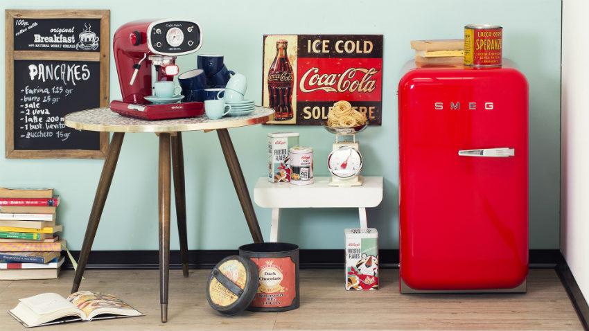 Dalani frigoriferi splendidi elettrodomestici must have for Mobili industriali vintage