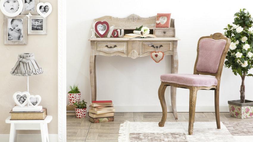 Stile romantico i must have del look romantico dalani - Dalani mobili camere da letto ...