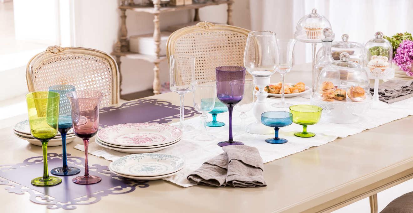 DALANI  Tavoli da pranzo: per una mise en place perfetta
