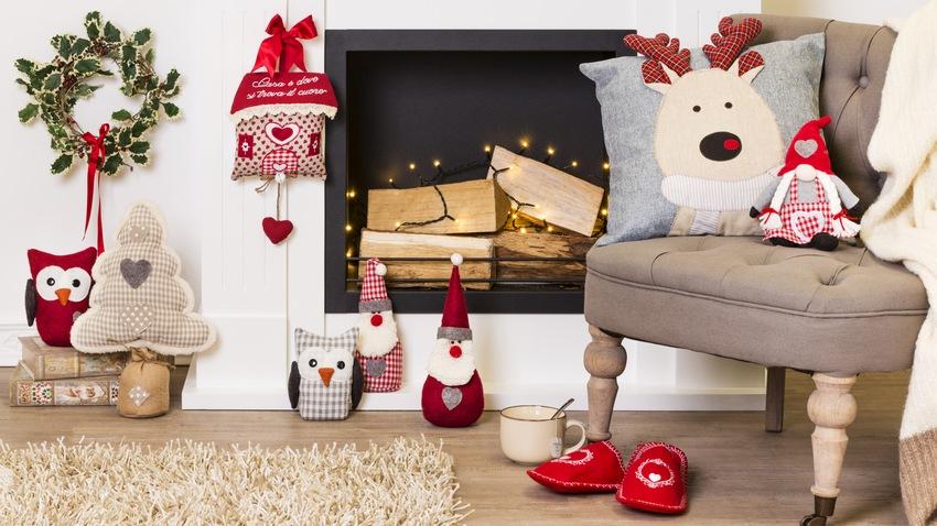 Casa natalizia dalani for Arredamento natalizio casa