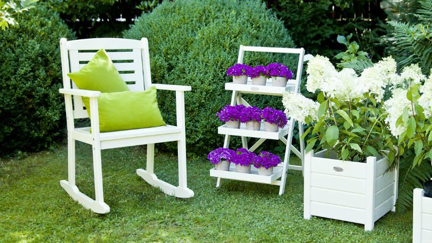 Dalani sedie da giardino perfette per l 39 outdoor - Amazon dondolo da giardino ...
