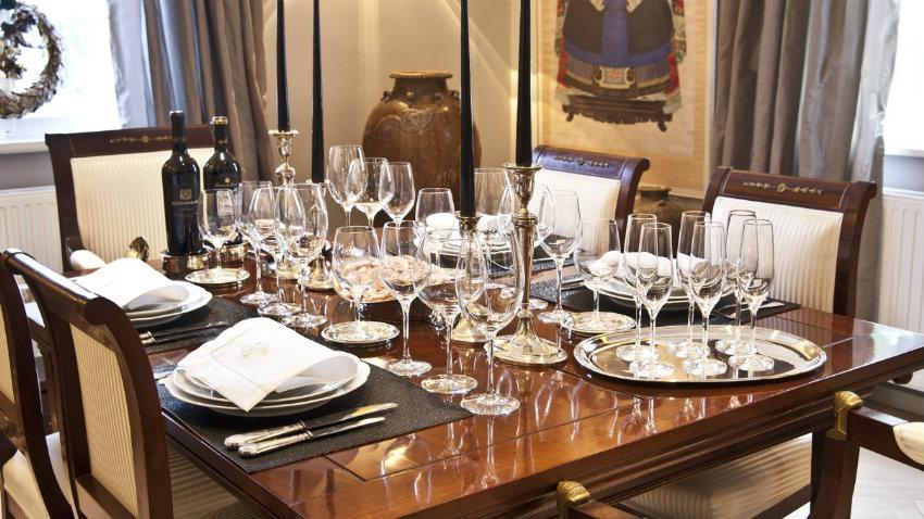 Dalani tavolo da salone arreda con stile e raffinatezza for Tavolo salone