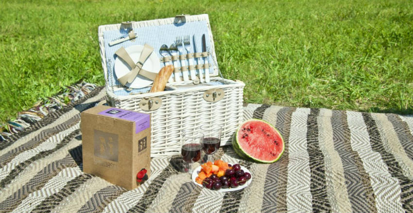 Cestino da picnic