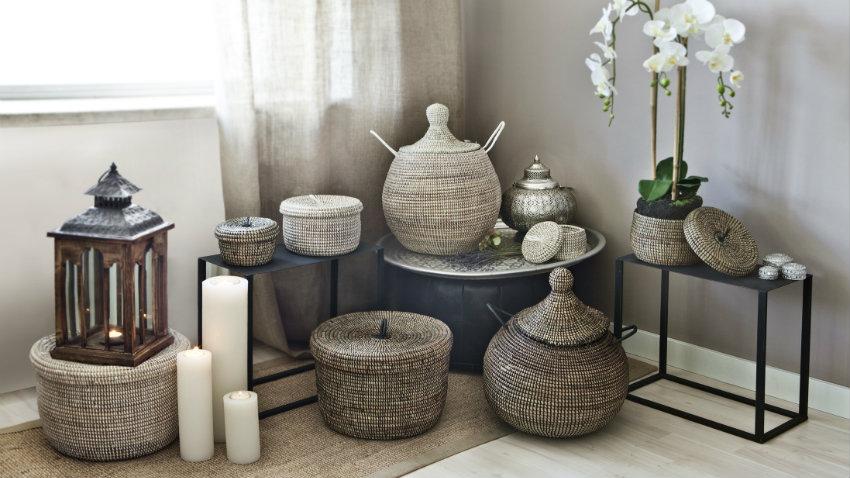 Dalani pouf in rattan sedute di stile per la tua veranda for Dalani pouf