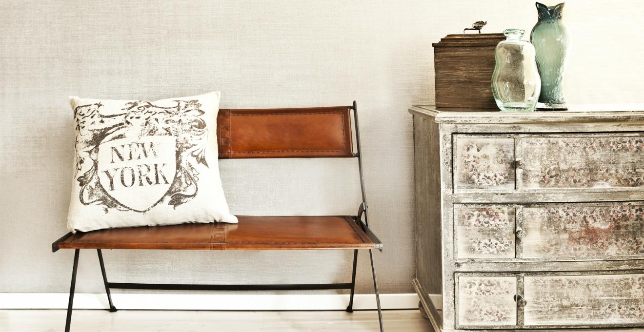 Dalani mobili grezzi fascino naturale for Mobili da giardino in ferro antichi