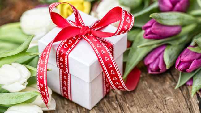 cena romantica regalo