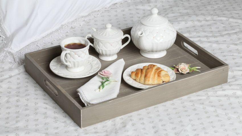 Come preparare la colazione a letto
