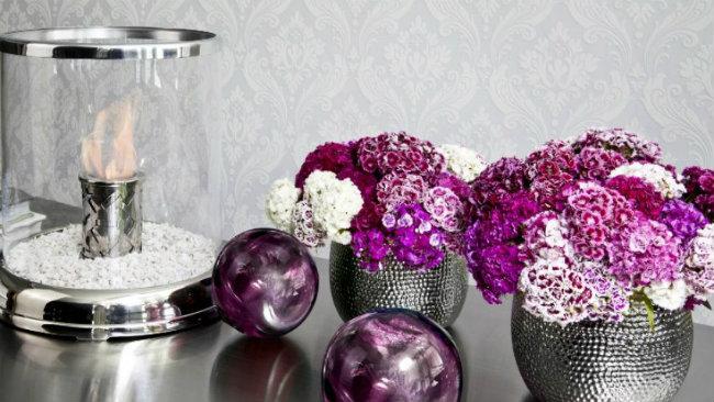 linguaggio dei fiori vasi