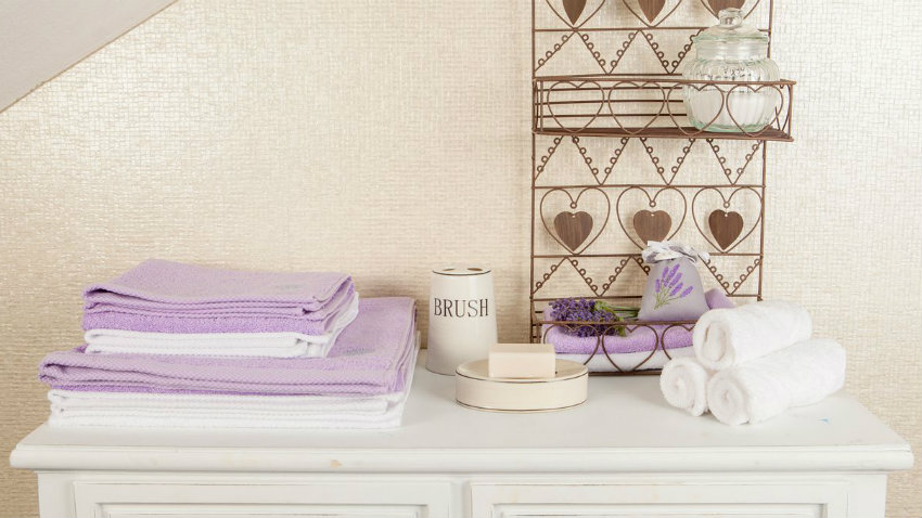 Dalani mensole per bagno relax e praticit - Mensole in ferro battuto per bagno ...