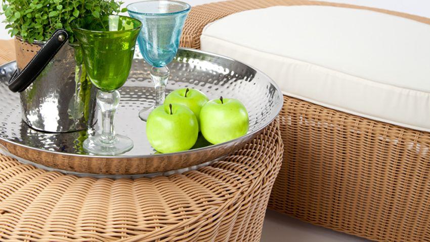 dalani | tavolino in vimini: la scelta giusta per il salotto - Tavolino Soggiorno Dalani 2