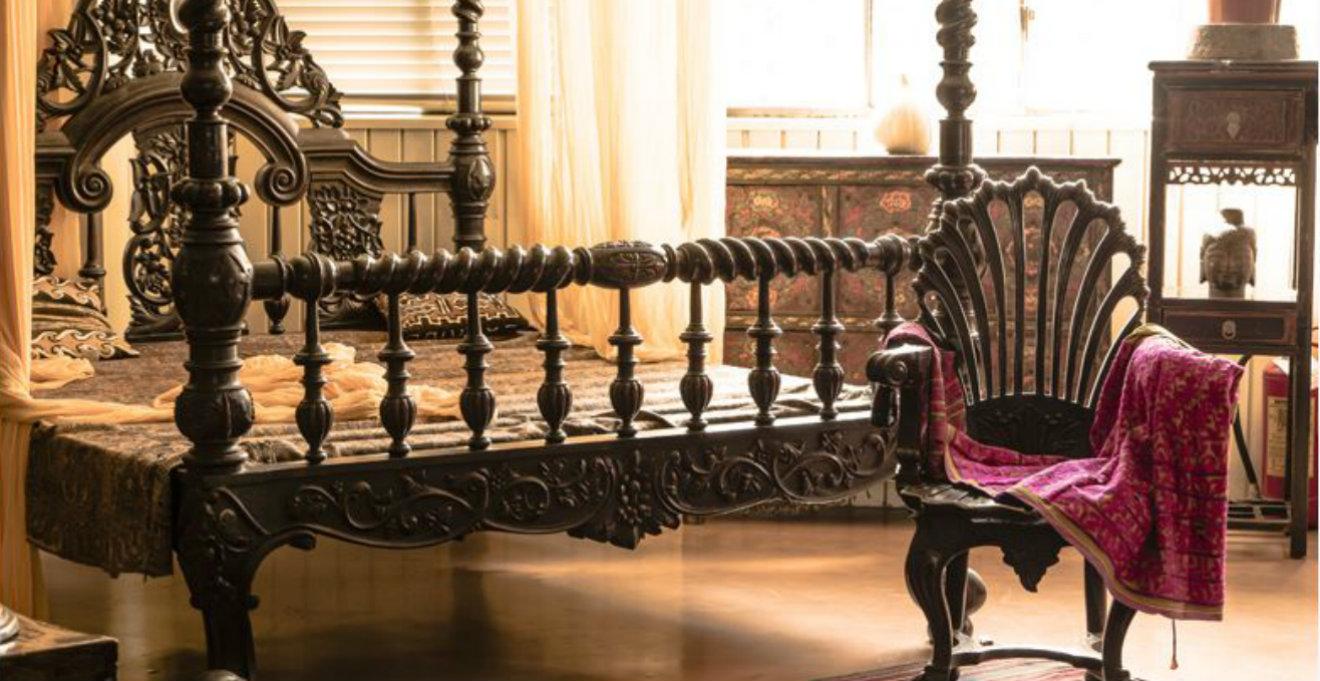 Arredamento etnico stile dal lontano oriente dalani for Arredamento casa stile africano