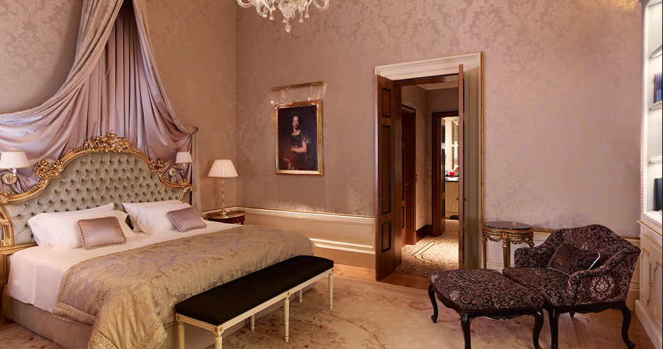 Stile veneziano il trionfo del romanticismo dalani - Letto stile veneziano ...