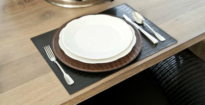 Dalani piatti bianchi eleganza senza tempo for Decorazioni piatti gourmet