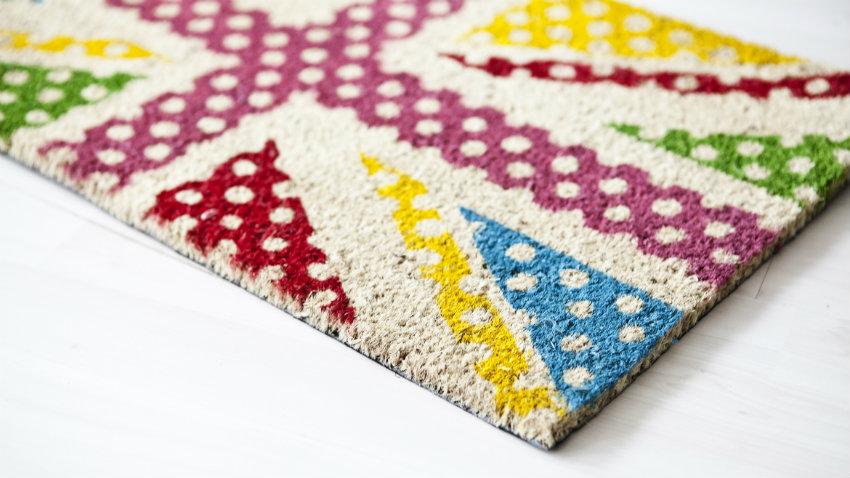 Dalani tappeti da ingresso lo stile alla porta di casa for Stili di porta d ingresso per case di ranch
