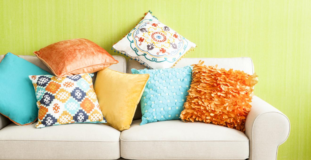Flanella morbido rivestimento per cuscini e coperte dalani for Cuscini arredo divano