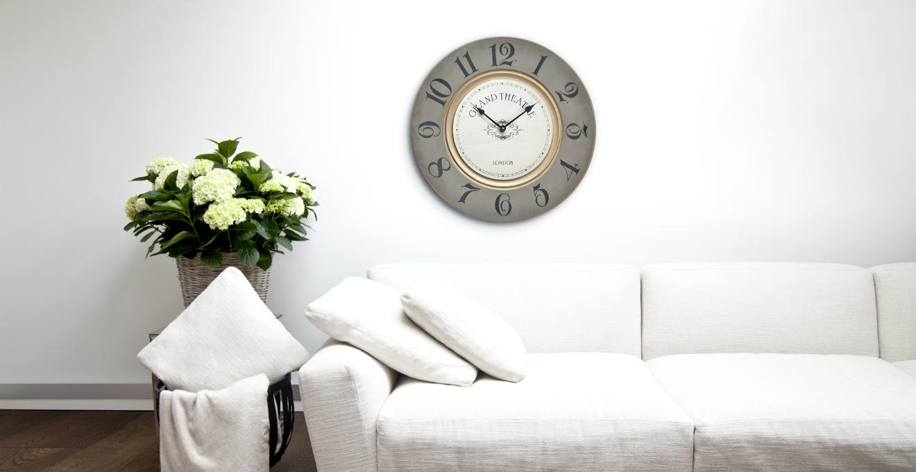 Dalani orologi da parete grandi stile e design in casa - Orologi moderni da parete ...