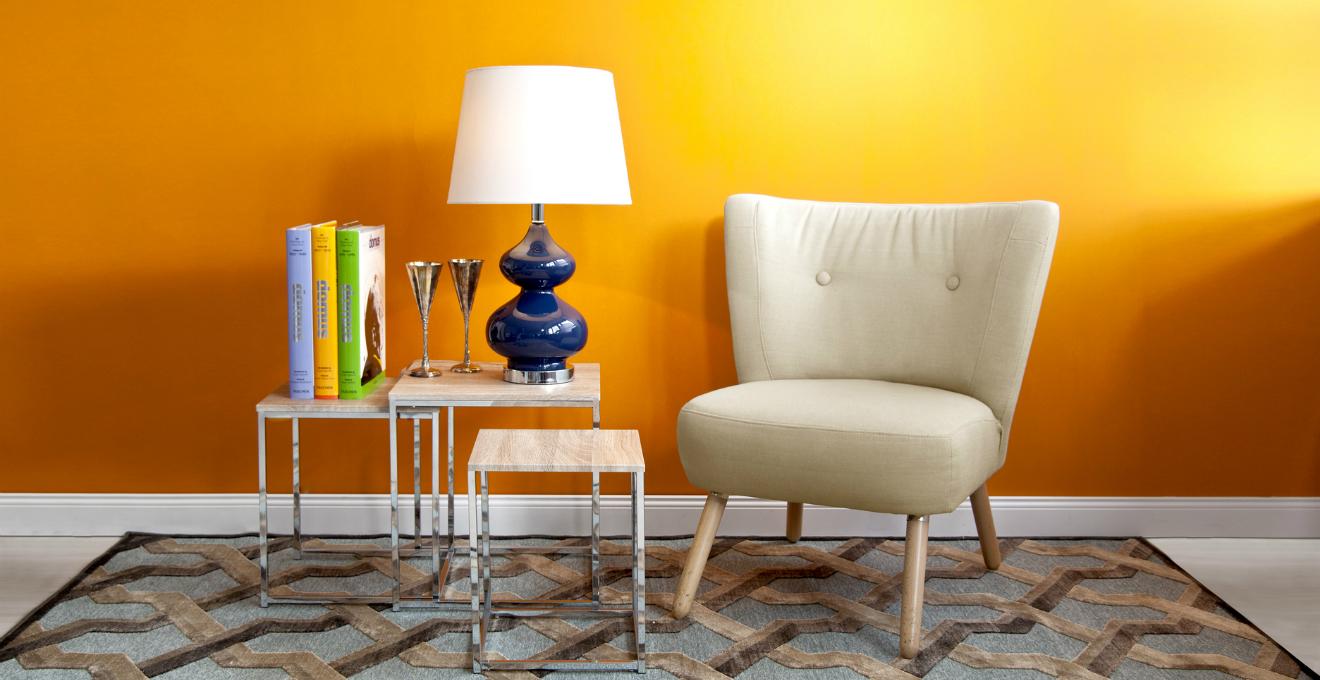 Dalani tende arancioni originalit e colore for Tende dalani