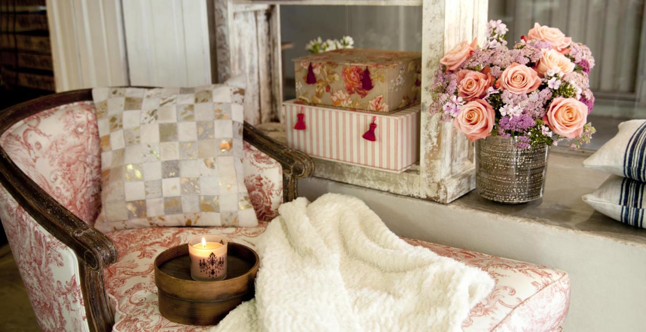 arredamento romantico: nido d'amore | dalani - Arredamento Classico Romantico