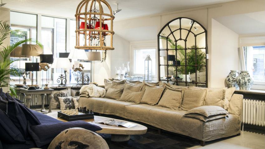 Dalani lampadari rustici un tocco di tradizione in casa for Mobili da soggiorno particolari