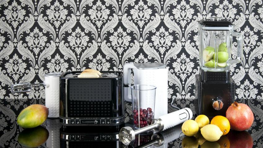 Dalani carta da parati per cucina classica o moderna for Carta adesiva lavabile per cucina