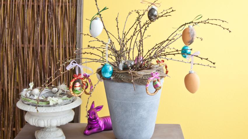 Cestini di Pasqua