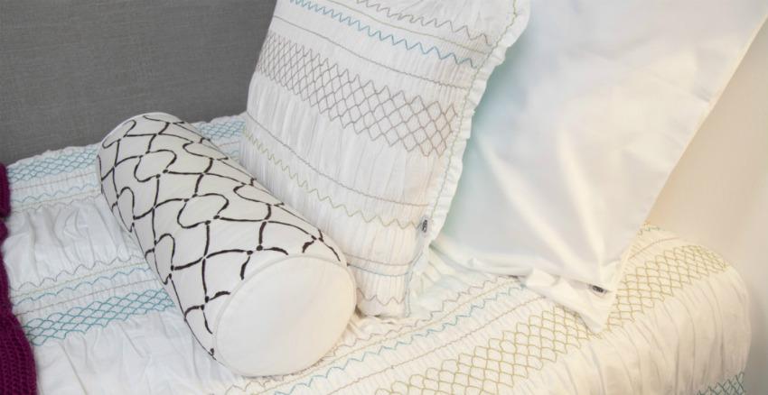 Dalani cuscini cilindrici estetica funzione e benessere for Federe cuscini arredo