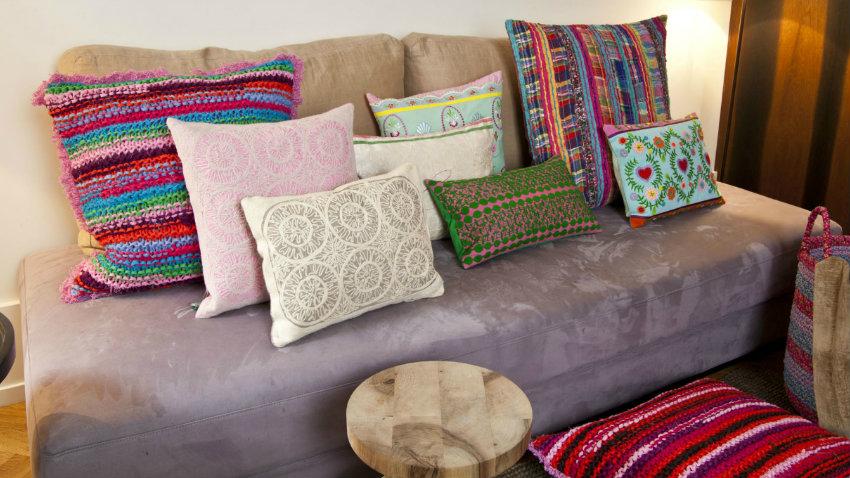 Dalani cuscini etnici colore e originalit for Cuscini amazon