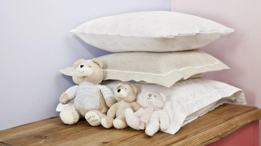 Cuscino per neonati