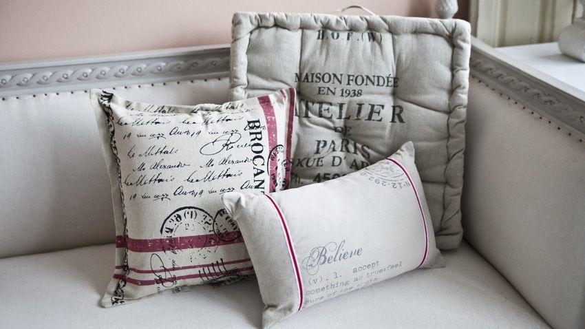 Dalani cuscini trapuntati soffici dettagli casalinghi for Cuscini amazon
