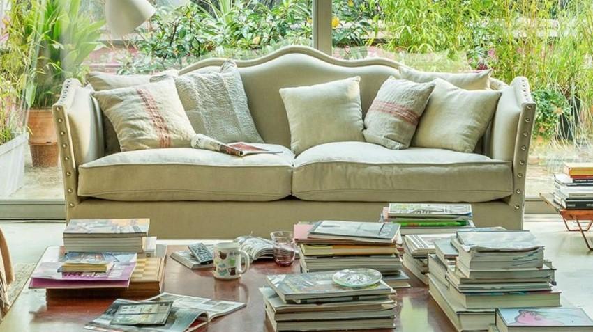Dalani divani in stile provenzale per un salotto romantico for Country francese arredamento