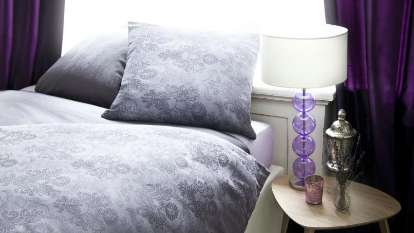 Dalani lampadario viola fascino e mistero in casa - Amazon lampadario camera da letto ...