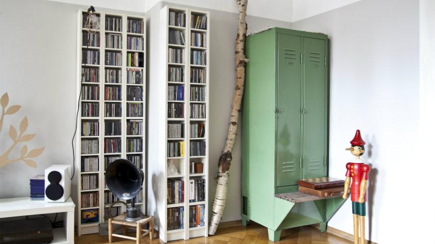 Libreria verde