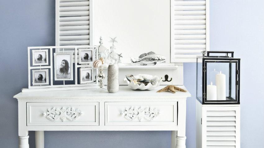 Dalani mobili bianchi luce modernit e tradizione - Mobili bianchi shabby ...