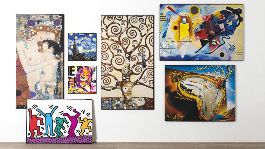 Dalani quadri astratti arte per la casa for Accessori moderni per la casa