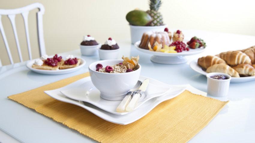 Dalani servizio di piatti moderni lo stile in tavola - Piatti da cucina moderni ...