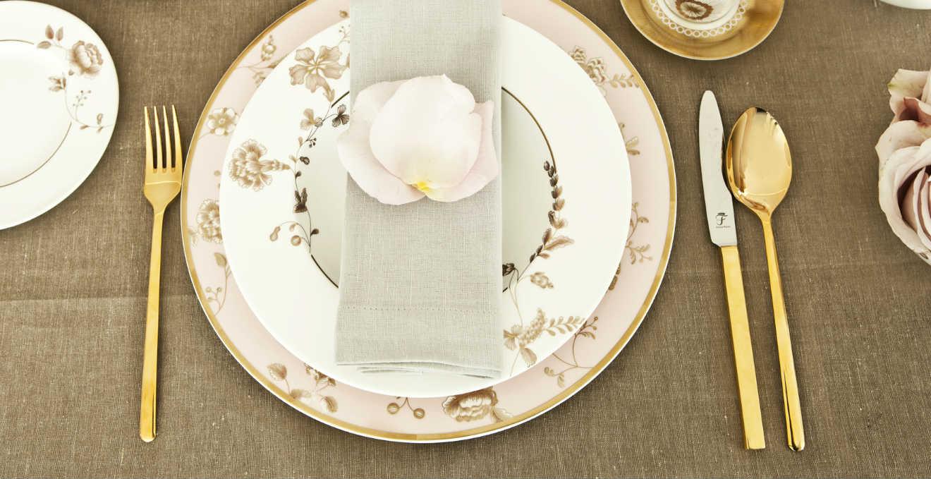 Dalani servizio di piatti in porcellana eleganza e lusso for Servizi da bagno moderni