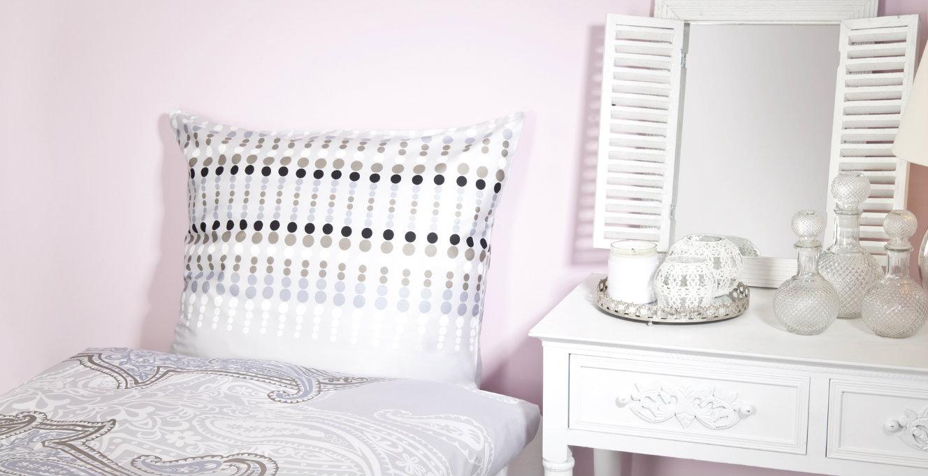 camera da letto rosa: delicato romanticismo | dalani - Camera Da Letto Dalani