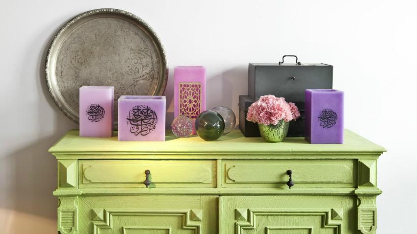 Dalani cassettiera colorata un 39 esplosione di allegria - Mobili colorati design ...