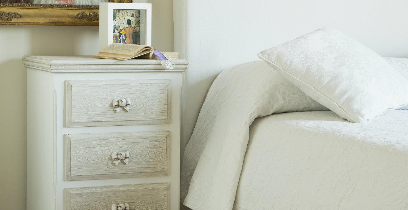 Cameretta shabby chic romanticismo senza tempo dalani - Camera da letto in stile provenzale ...