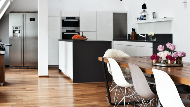Dalani cucine di lusso note sofisticate per la tua casa - Cucine moderne lusso ...