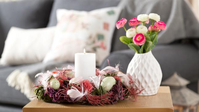 Dalani pasqua shabby chic idee per decorare la casa - Idee shabby chic per la casa ...