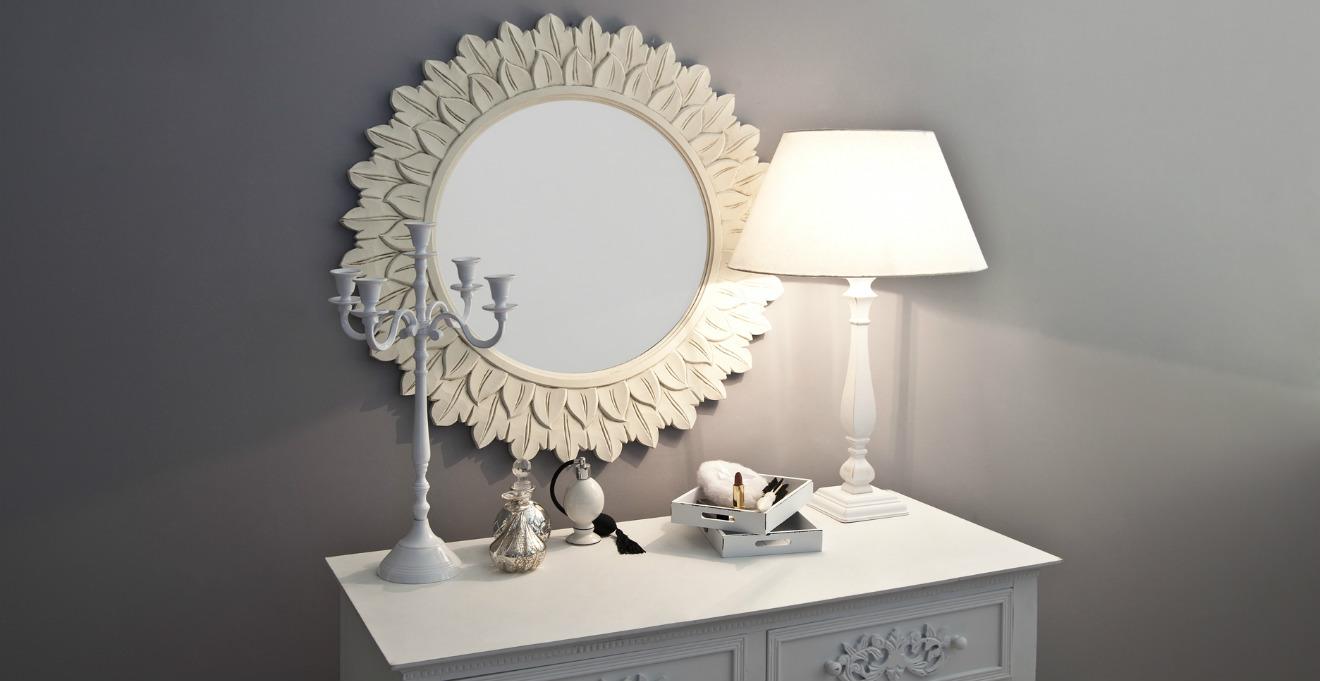 Dalani specchio da parete moderno una casa di luce - Specchi da camera moderni ...